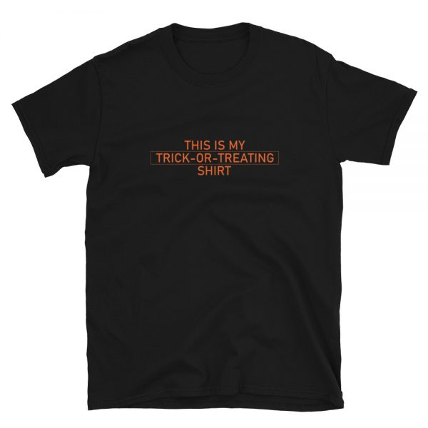 This Is My Trick or Treating Halloween T-Shirt
