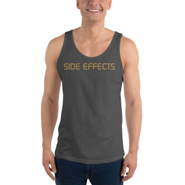 Grey Side Effects Tank Top