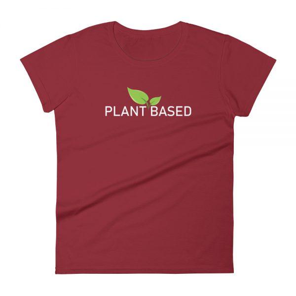 Plant Based Women's T-Shirt