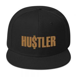 Gold Hustler Hat