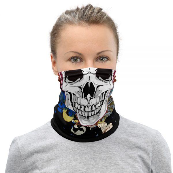 Face Mask Skull Design