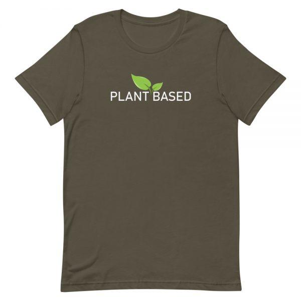 Plant Based Men's T-Shirt