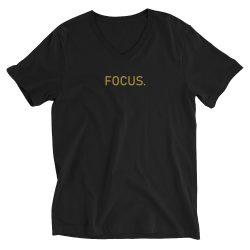 FOCUS V-Neck T-Shirt