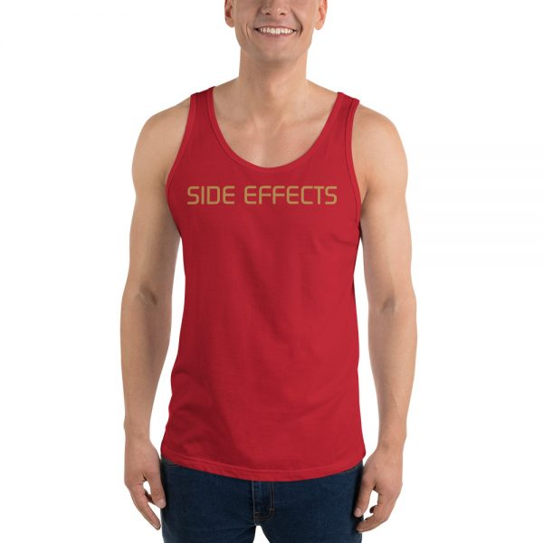 Red Side Effects Tank Top