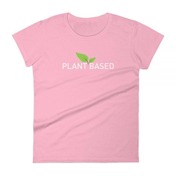 Plant-Based Women's T-Shirt