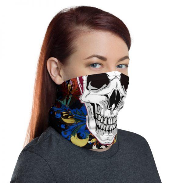 Cool Skull Face Mask