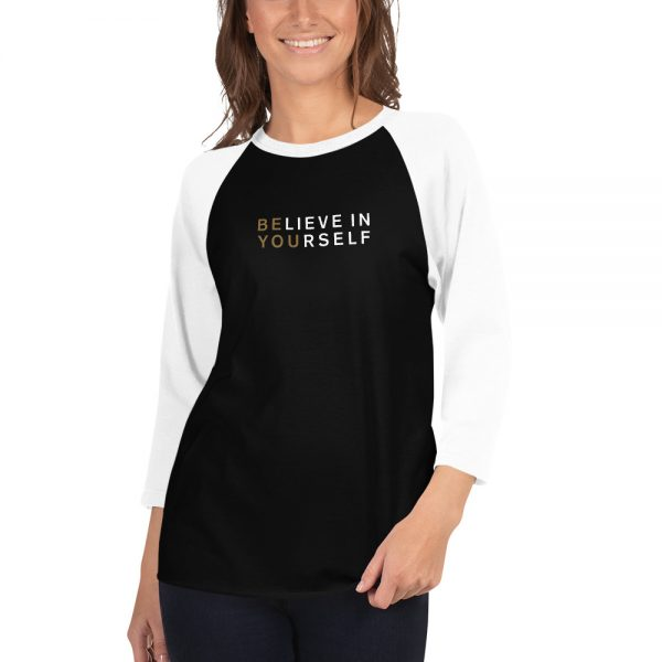 positive quote Believe In Yourself T-shirt