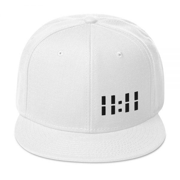 11:11 Twin flame spiritual Snapback Hat