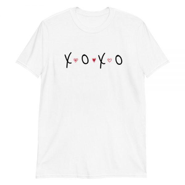 XOXO hugs and kisses Valentine T-Shirt