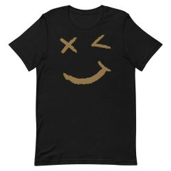 X Eyes with a Wink Smiley Face T-Shirt